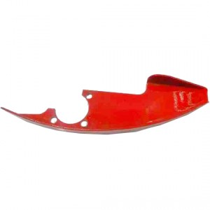 Лыжа для косилки Заря К.Р.05.008-1 (левая)