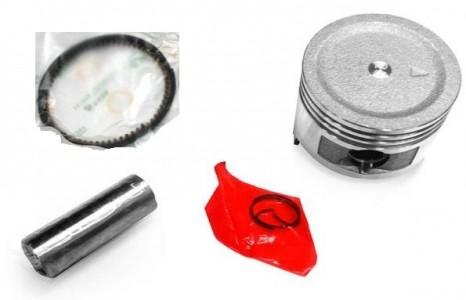 Набор (поршень, кольца, скобы) 168F-1 рем. 68 мм