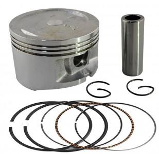 Набор (поршень, кольца, скобы)  GXV 240