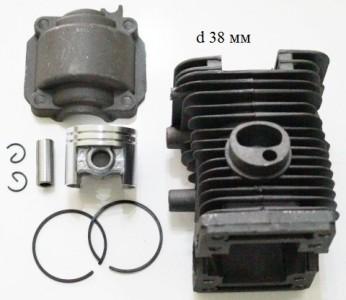 Поршневая группа ST 180 (38 мм с поддоном и сепаратором). (20шт./кор.) 01.04.087.000
