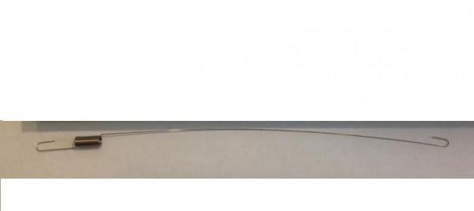 Пружина тяги привода регулятора оборотов 950