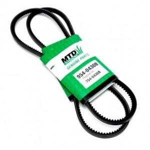 Ремень для снегоуборщика (шнека) MTD 754-0430 8-969