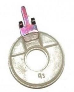 Сетка фильтра К60В на МК Крот (ремкомплект карбюратора)