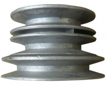 Шкив МБ-1 д-25 мм алюминий 005.40.0107.6