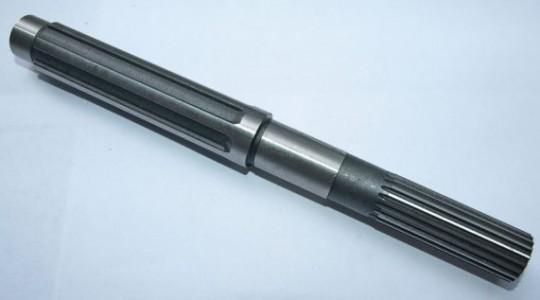 Вал главный (под шкив) L-170mm Z-6 Brait