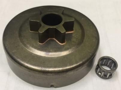 Звездочка для бензопилы Stihl 180 (3/8) с подшипником
